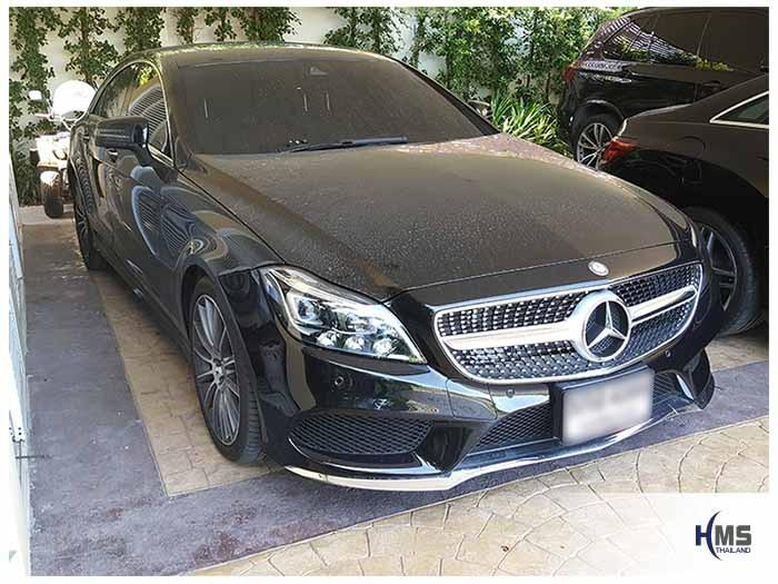 20170621 Mercedes Benz CLS250d W218_front