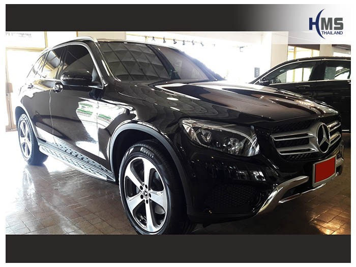 20180804 Mercedes Benz GLC250_W253_front,ติดกล้องติดรถยนต์ บน Mercedes Benz GLC250d โดย HMS Thailand