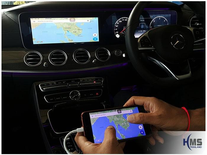 20170110 Benz E220d_W213_digitaltv_iphone av adaptor