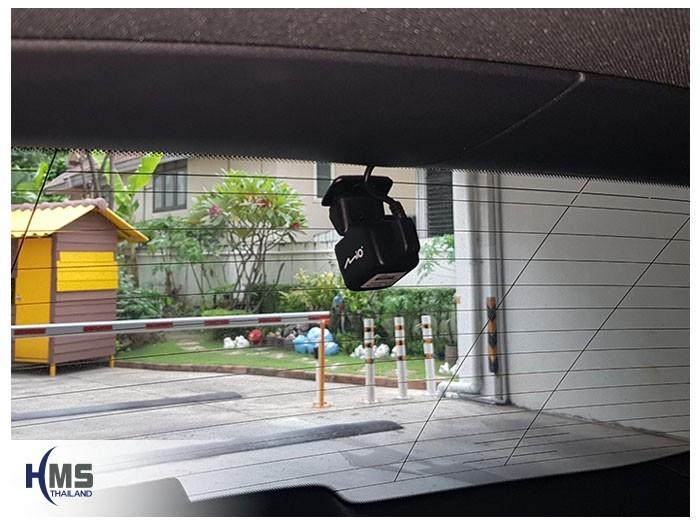 20180608 Mercedes Benz GLC250d_W253_DVR_Mio_MiVue_A30,กล้องบันทึก,กล้องบันทึกเหตุการณ์