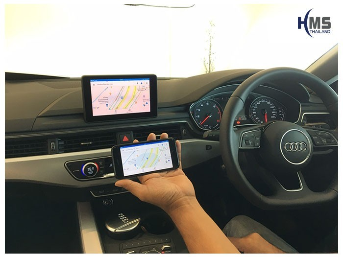 20190502 Audi A5 40TFSI Wifi box Navigation full