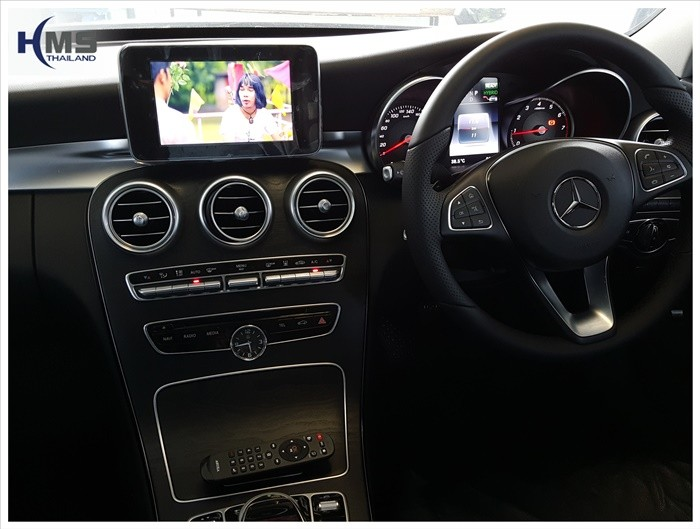 Mercedes Benz TV Tuner