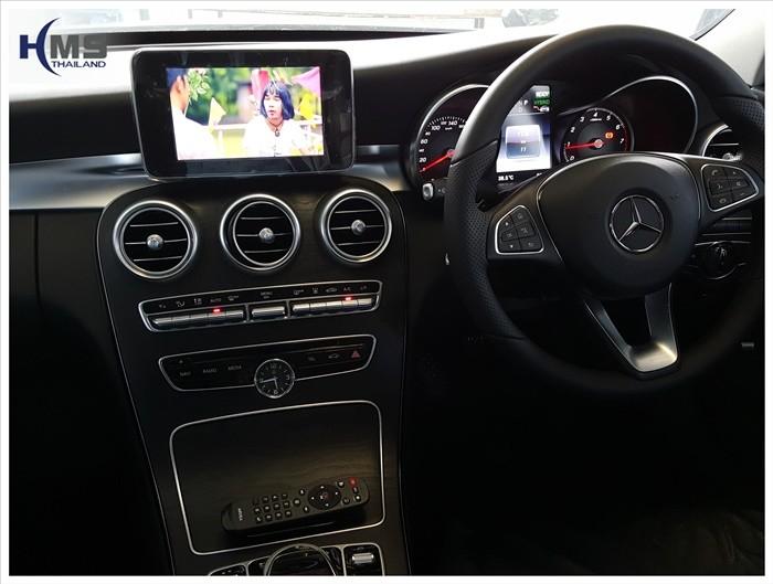 Mercedes Benz TV Tuner