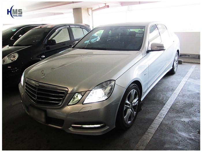 20150319 Mercedes Benz E250 W212_front