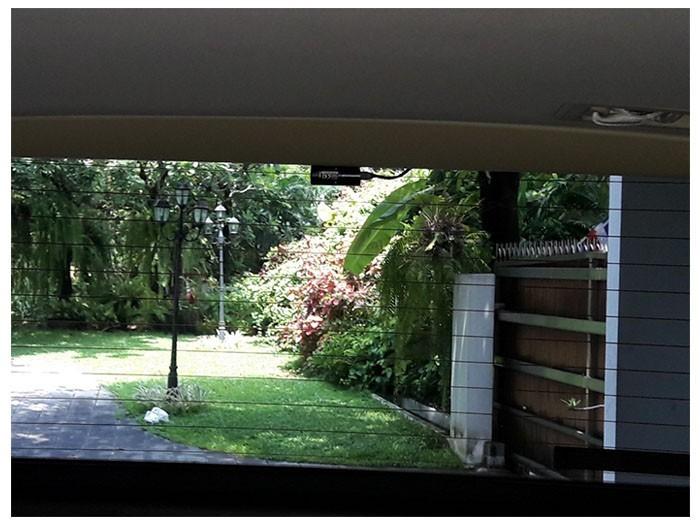 20180510 Toyota Alphard_DVR_Thinkware_X550_rear