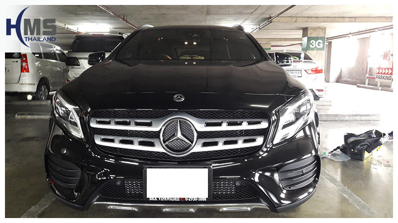 20181002 Mercedes Benz GLA250 W156