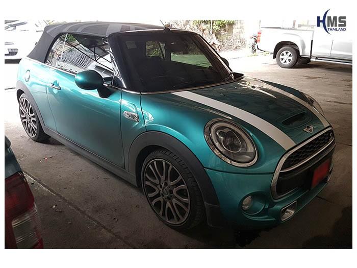 20170830 Mini Cooper_front
