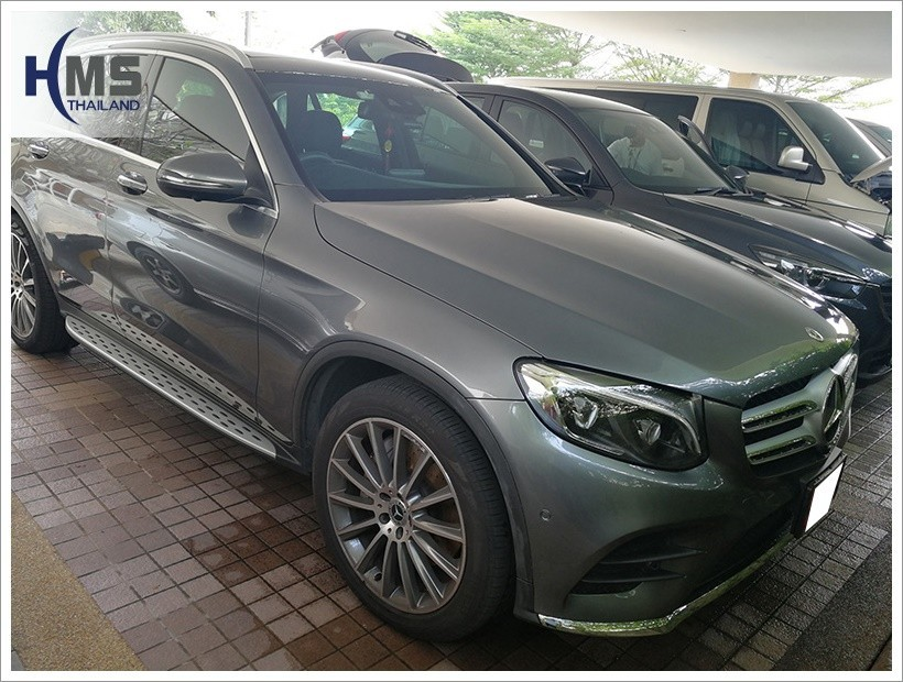 20180228 Mercedes Benz GLC250d W253