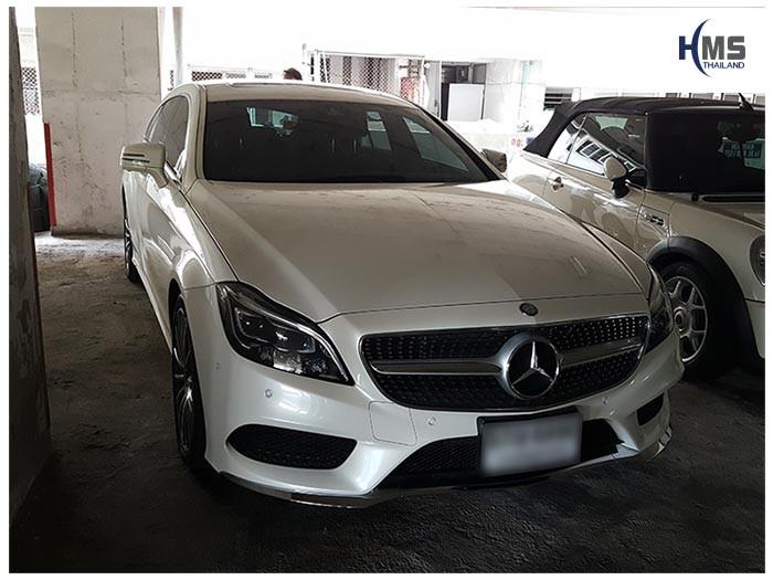 20170621 Mercedes Benz CLS250d_X218_front