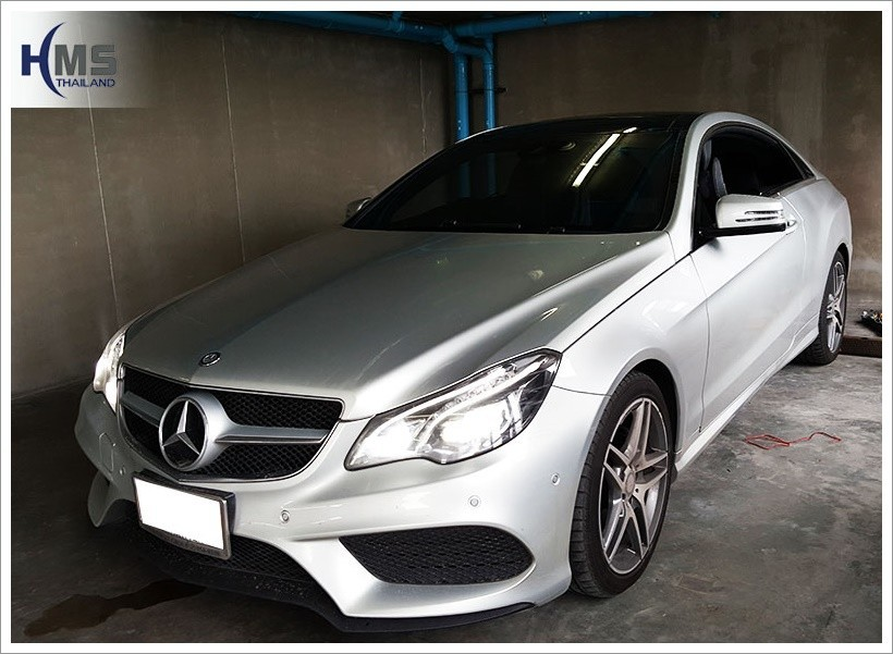 20170727 Mercedes Benz E200 Coupe_W207_front