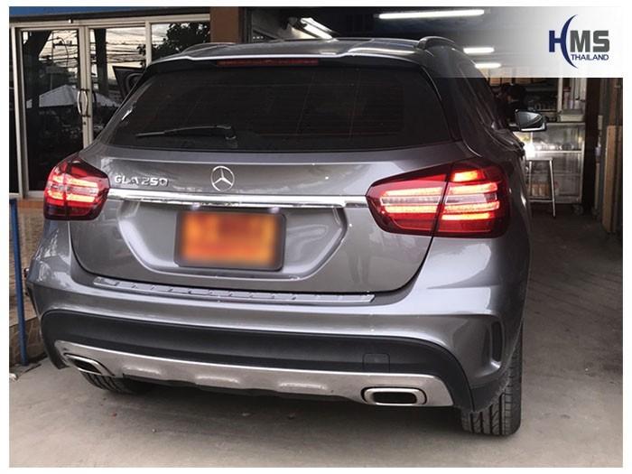 20180530 Mercedes Benz GLA250_W156_back,หลังรถ Mercedes Benz GLA250
