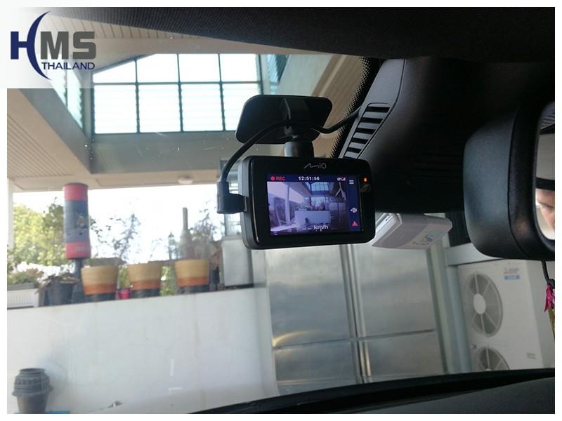 20180222 กล้องหน้ารถ MiVue 733