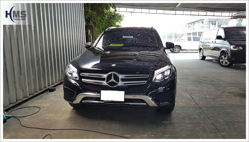 20180313 Mercedes Benz GLC250_W253