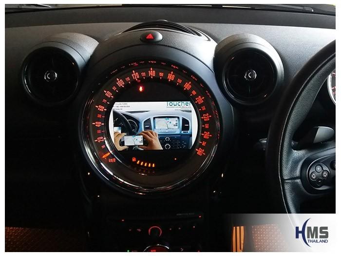 20180605 Mini Countryman_Wifi_box,Screen mirror,Mirror Link,Car wifi display