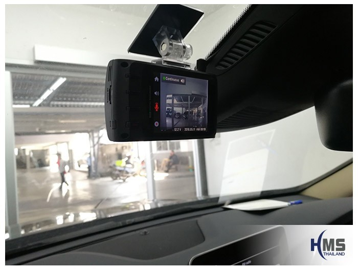 20180511 Mercedes Benz GLA200_W156_DVR_Thinkware_X330_1