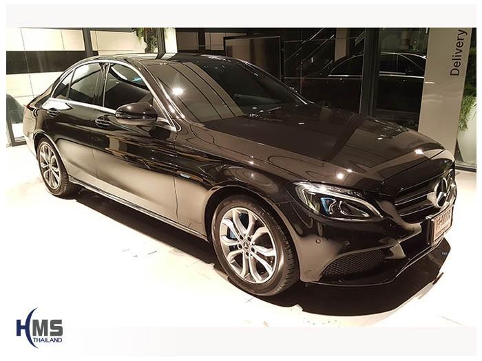 20171116_Mercedes Benz C350e_Wl205_back