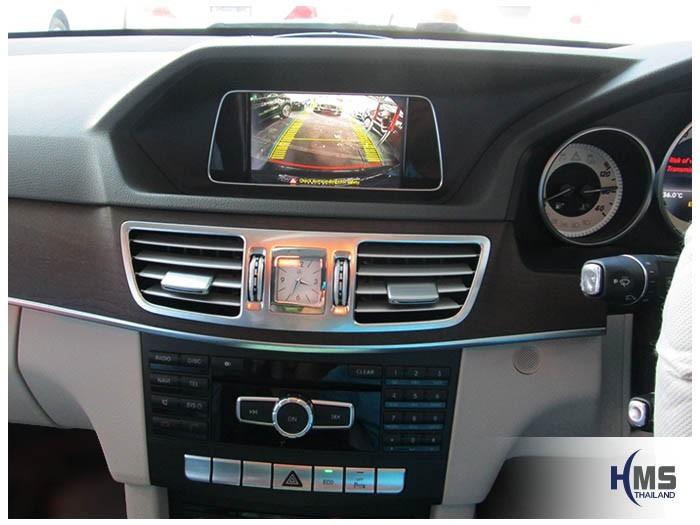 20150213 Mercedes Benz E200 W212_Rear camera_View