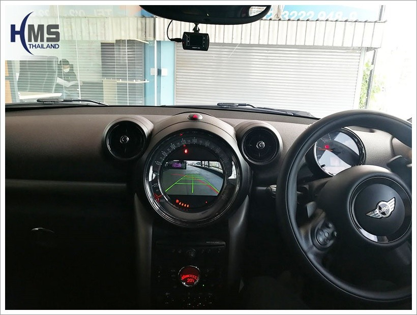 20171212 Mini Countryman_Rear camera_View