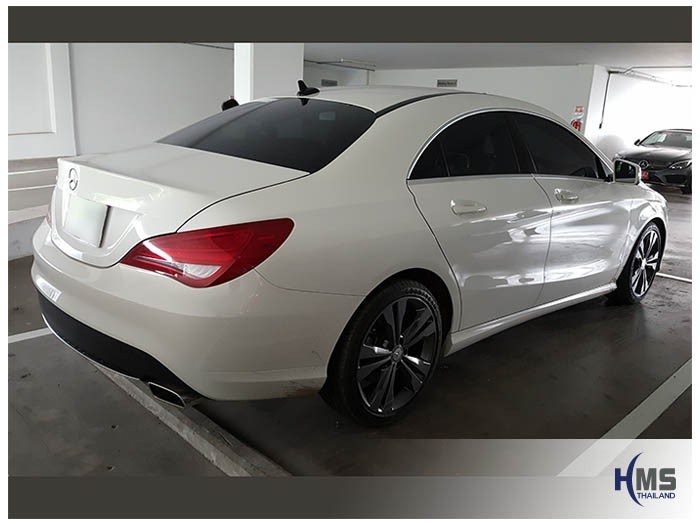 20170609 Mercedes Benz CLA200 C117_back
