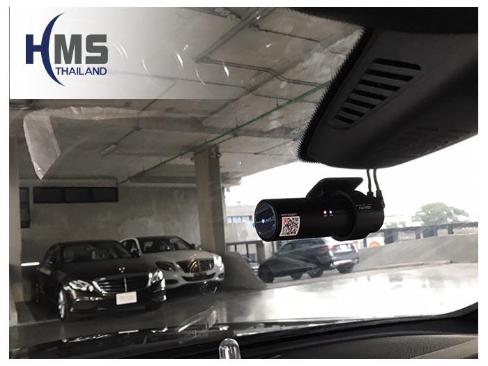 20170630 Mercedes Benz E350e_W213_กล้องติดรถยนต์_BlackVue_DR650GW-2CH_front