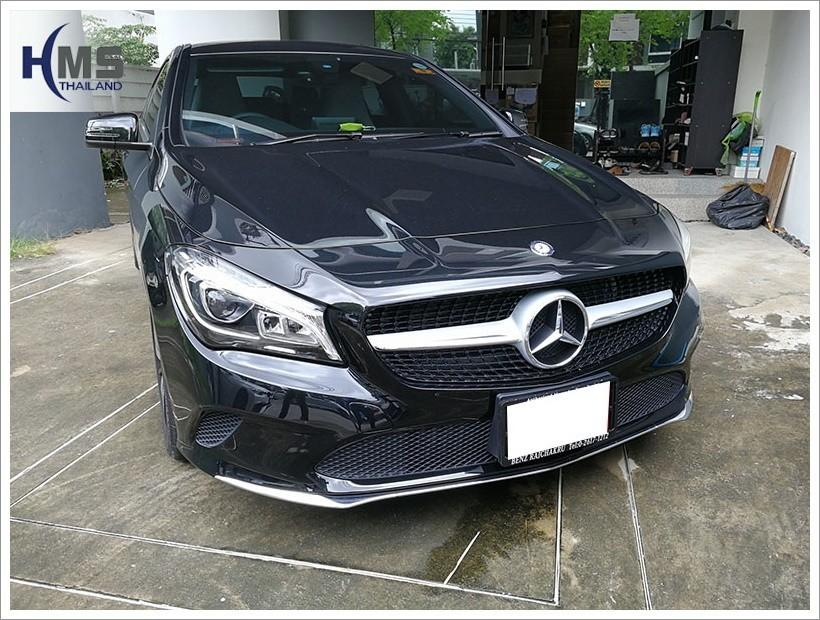 20171003 Mercedes Benz CLA200 C117_back