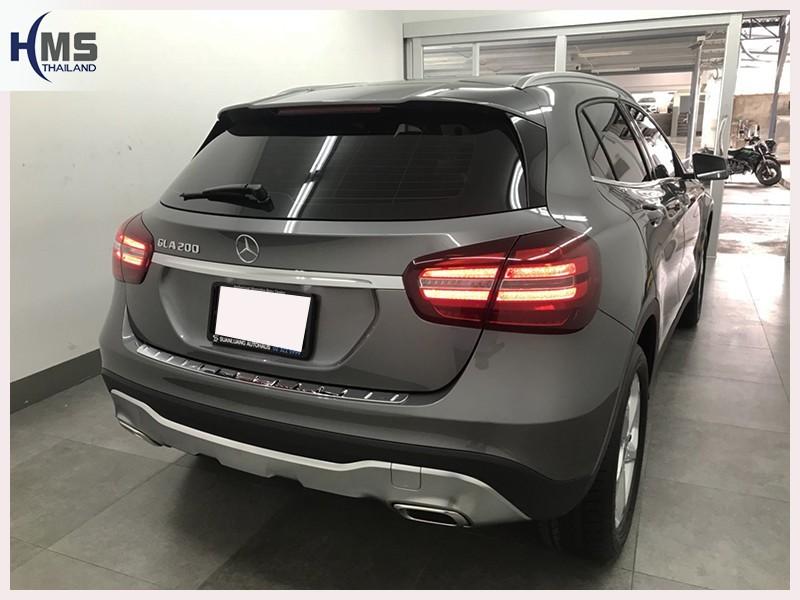 20180723 Mercedes Benz GLA200 W156_front