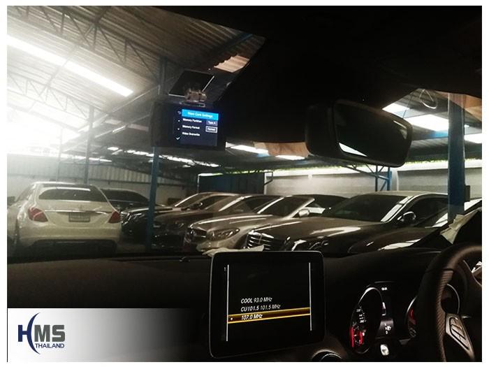 20171101 Mercedes Benz CLA200_C117_DVR_Thinkware_X330_2
