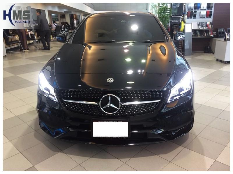 20181016 Mercedes Benz CLA250 C117