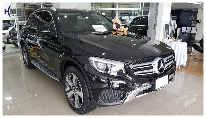20180327 Mercedes Benz GLC250 W253