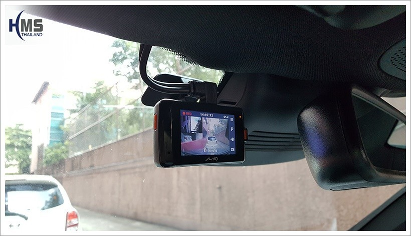 20180224 Driving Recorder Mio MiVue 792