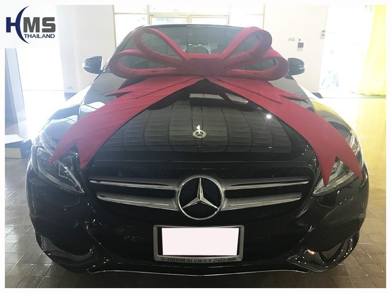 20180713 Mercedes Benz C350e