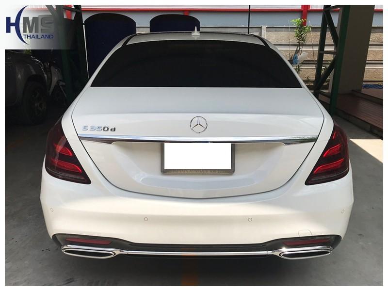 20181010 Mercedes Benz S350d W222