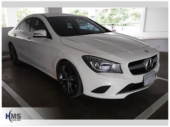 20170609 Mercedes Benz CLA200 C117_Front