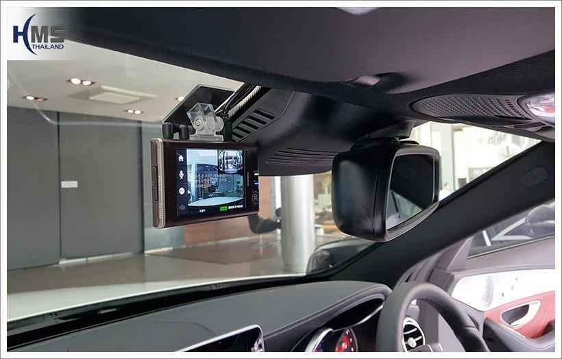 20180212 กล้องติดรถยนต์ Thinkware Qx800