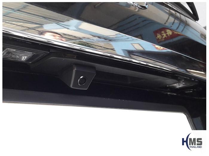 20180804 Mercedes Benz ML250_W116_Rear camera,Rear camera,จอถอยหลัง,กล้องมองหลัง,กล้องถอยหลัง,หมุนตามพวงมาลัย,PAS,Park assistant system