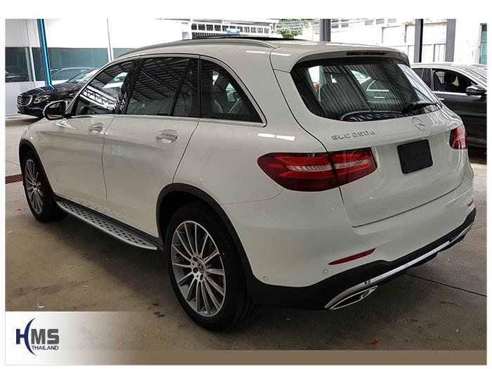 20170828 Mercedes Benz GLC250d_X253_back