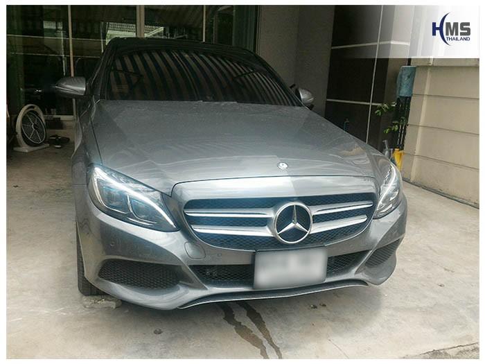 20170822 Mercedes Benz C350e W205_front