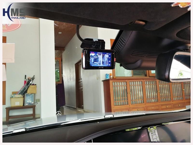 20180705 กล้องติดรถยนต์ Mio MiVue 792 screen