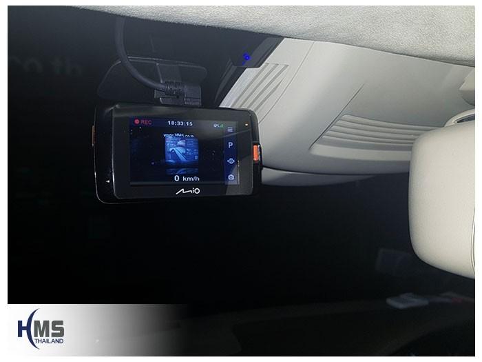 20180905 Mercedes Benz CLS350_W218_DVR_Mio_MiVue_792,กล้องหน้ารถ Mio MiVue 792 ติดตั้งหน้ารถ Mercedes Benz CLS350