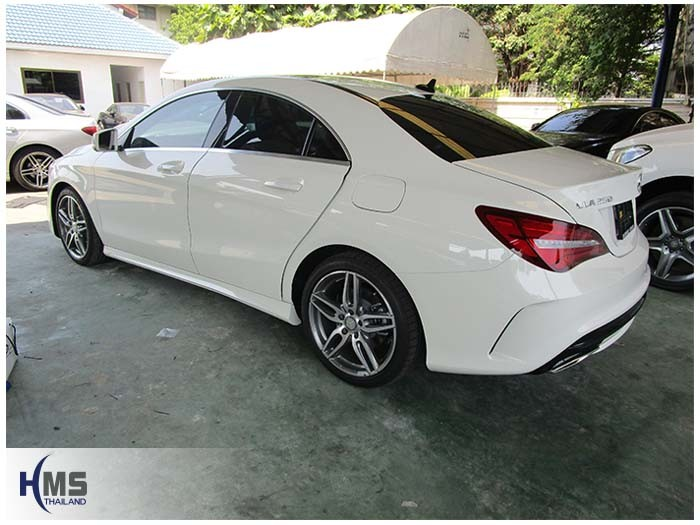 20170131 Benz CLA250_back