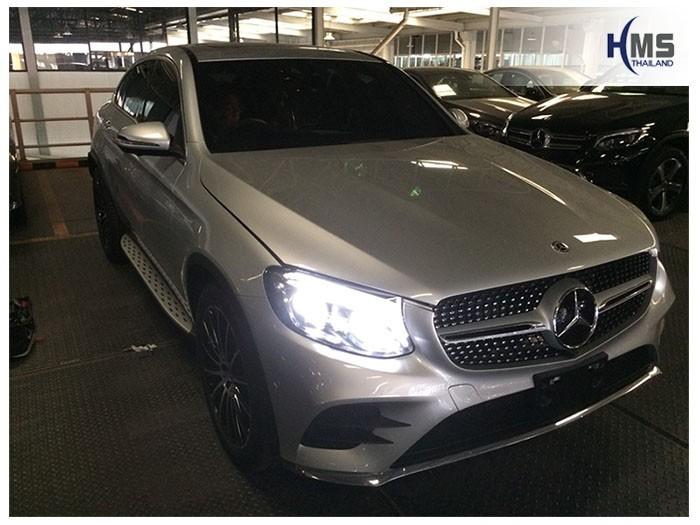 20180621 Mercedes Benz GLC250_Coupe_front,ติดกล้องติดรถยนต์ บน Mercedes Benz GLC250 Coupe