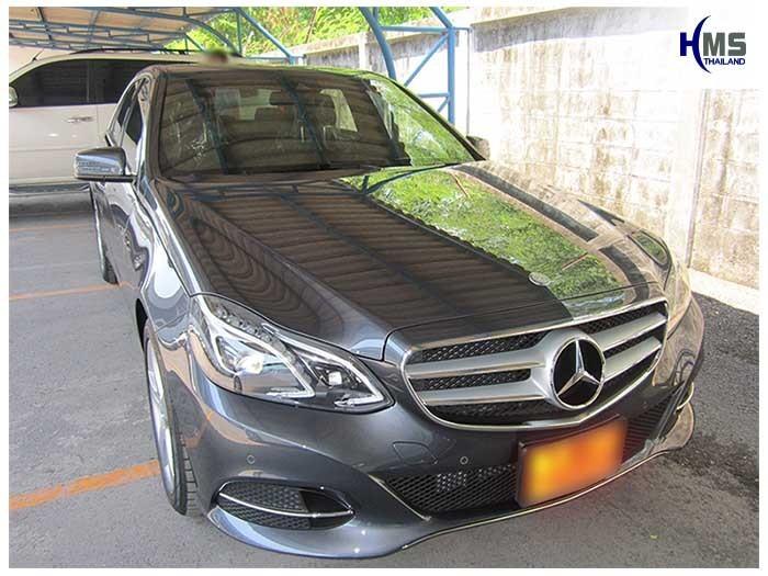 20150421 Mercedes Benz E200 W212_front