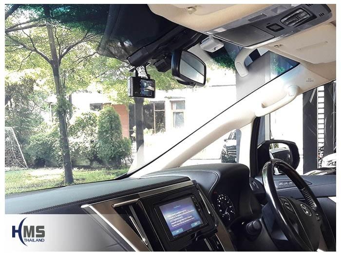 20180510 Toyota Alphard_DVR_Thinkware_X550_front