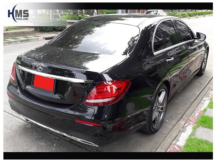 20180815 Mercedes Benz E350e_W213_back,Benz, Mercedes ,เบนซ์ ,เมอร์เซเดส, ซาลูน,ราคาเบนซ์,facelift ,Brabus ,AMG ,Bluetec ,Hybrid,ไฮบริด,