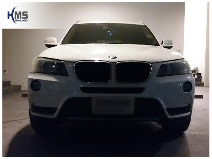 20170811 BMW X3 F25_Front