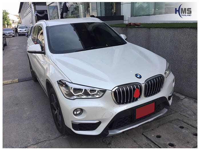 20161201 BMW X1 F48 front