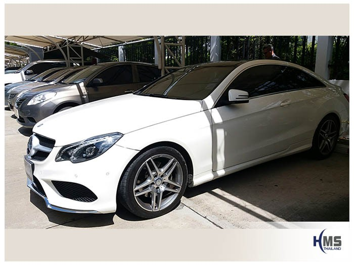 20170811 Mercedes Benz E200 Coupe W207_Side