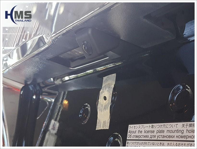 20170721 Toyota Alphard_Rear camera