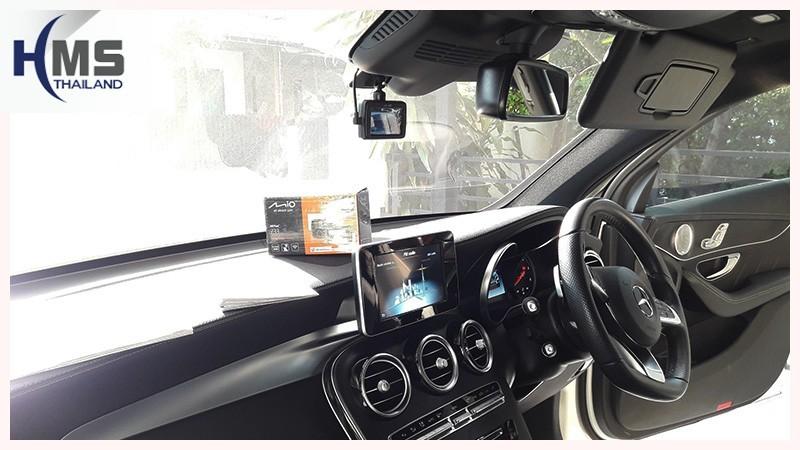กล้องติดรถยนต์ MiVue 733