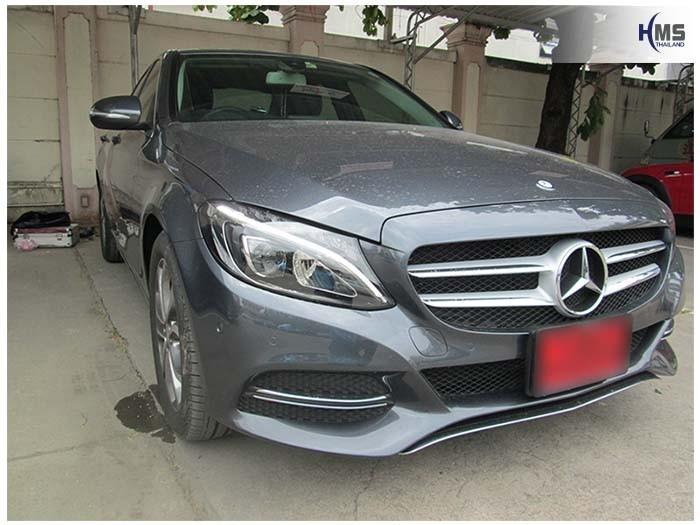 20150706 Mercedes Benz C200 W205_front